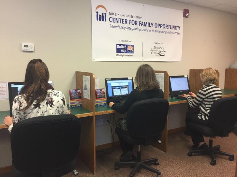 Center for Family Opportunity