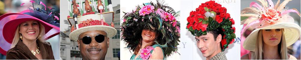 Derby Daze Hats