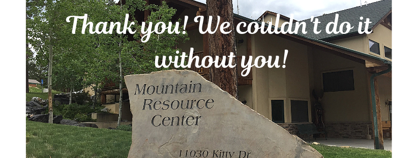 Grant Funders | Mountain Resource Center